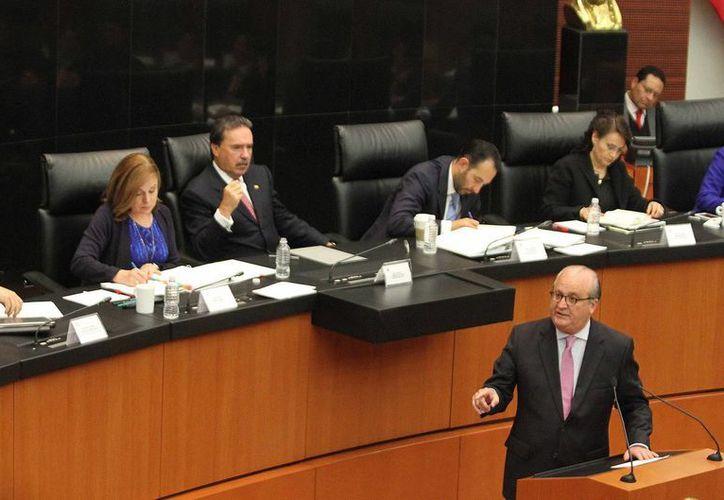 Más de una decena de senadores solicitaron licencia para buscar alguna de las gubernaturas en disputa el 7 de junio. (Foto de archivo de Noimex)
