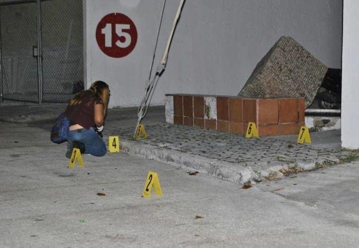 Se carece de equipamiento y tecnología para combatir el crimen organizado. (Eric Galindo/SIPSE)