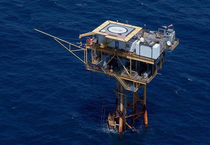 Talos Energy es una de las empresas que ganó una de las licitaciones de la Ronda Uno en México. La imagen corresponde a una de sus instalaciones en las costas estadounidenses del Golfo de México. (Facebook/Talos Energy)