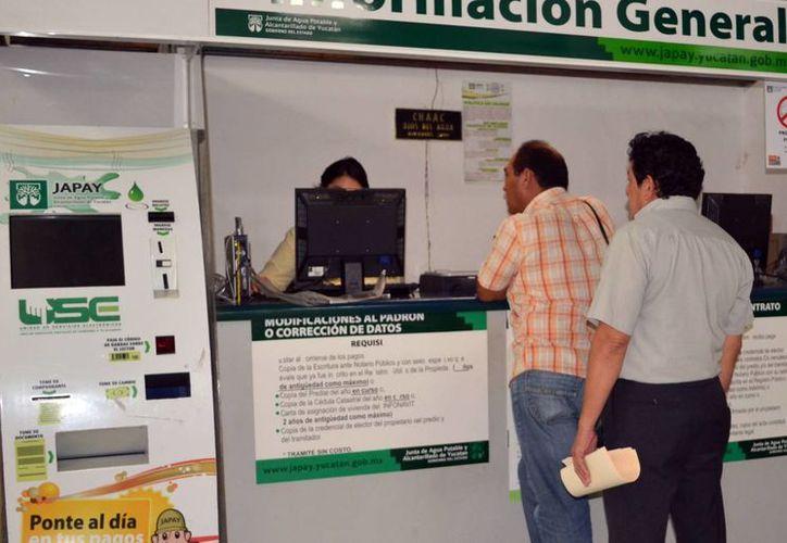 Japay realizará el sorteo entre sus 305 mil usuarios domésticos. (Milenio Novedades)