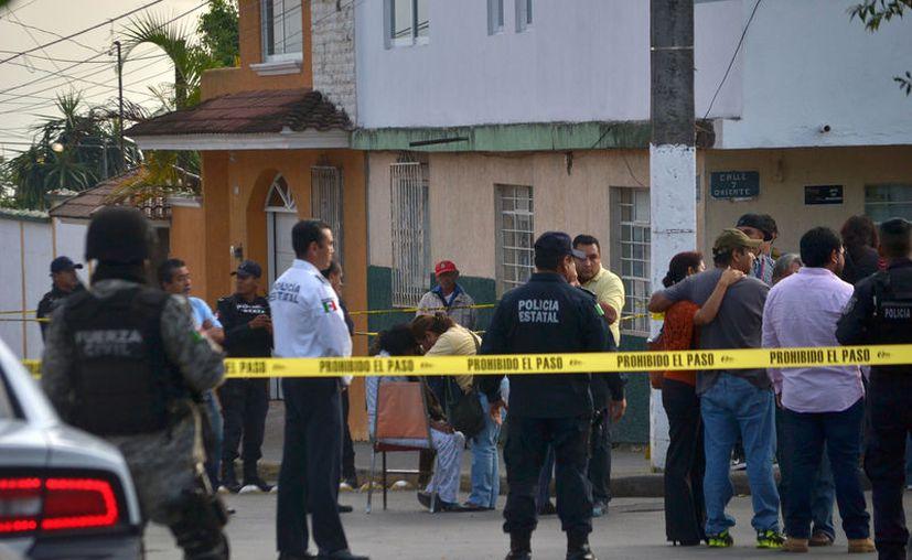 En varios puntos del Estado se registraron asesinatos de dos adultos, cuatro niños, dos mujeres y dos policías federales. (Foto: Contexto)