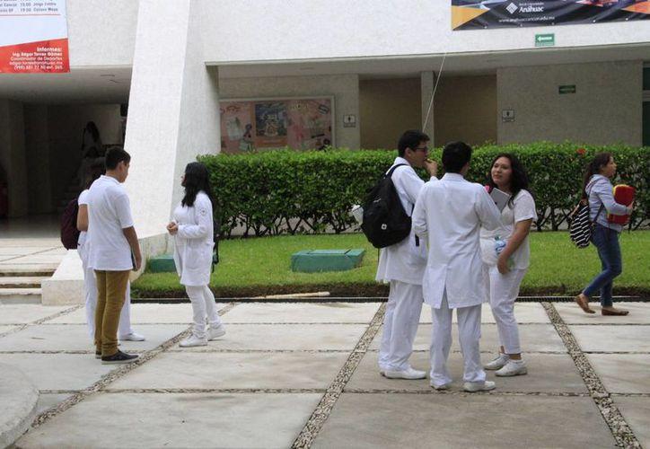 Hace tres semanas hubo una capacitación para el personal de mantenimiento y de limpieza. (Tomás Álvarez/SIPSE)