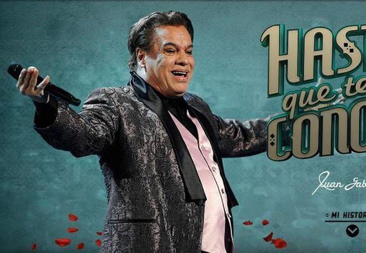 'Hasta que te conocí', serie sobre la vida del cantautor mexicano Juan Gabriel, es una producción de Disney, la cual será transmitida por TV Azteca. (Imagen tomada de www.mastelenovelas.com)