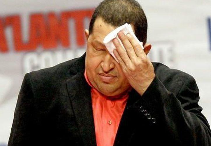 La operación de Hugo Chávez se extendió por seis horas. (Agencias)