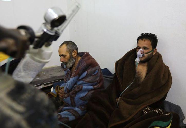 Siria vive desde marzo de 2011 un conflicto que ha dejado al menos 360 mil muertos. (Contexto)