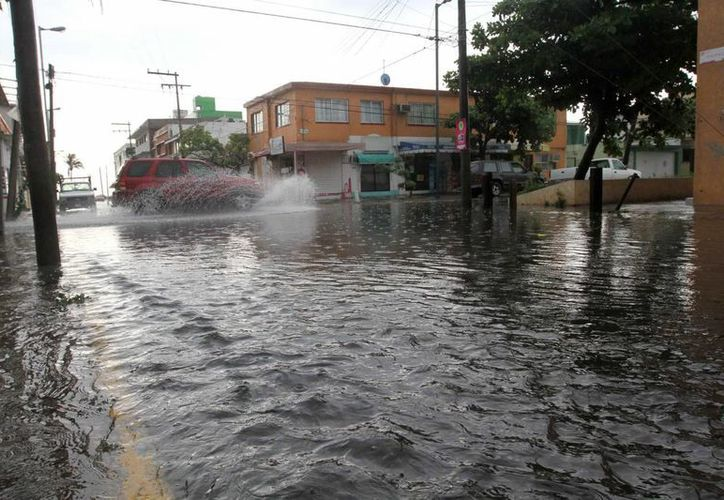 Según la Conagua la zona de alerta debido a la tormenta tropical 'Dolly' continúa desde Cabo Rojo, Veracruz, hasta Barra del Mezquital, Matamoros, Tamaulipas. (Notimex/Foto de contexto)