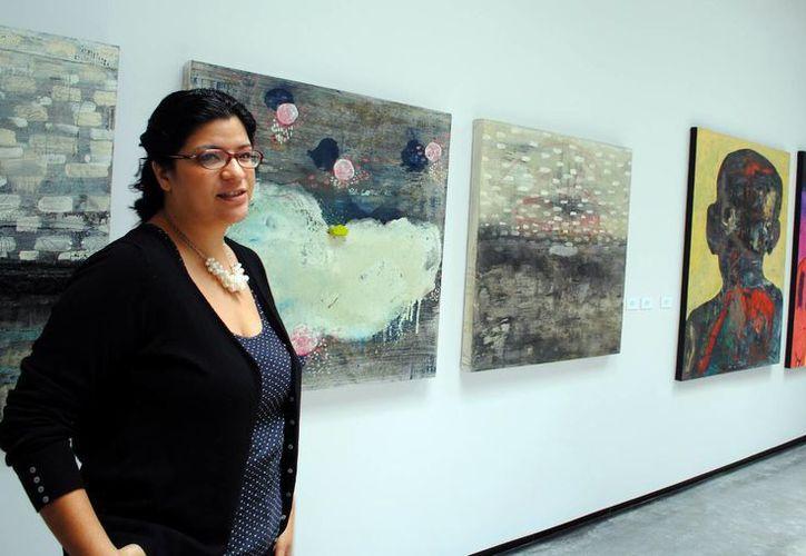 Nadia Pérez Basurto, coordinadora del recinto menciona que la galería será un escaparate cultural para la ciudad de Mérida. Se encuentran ubicados en las calles 15 con 20 de la colonia Itzimná.  (Milenio Novedades)