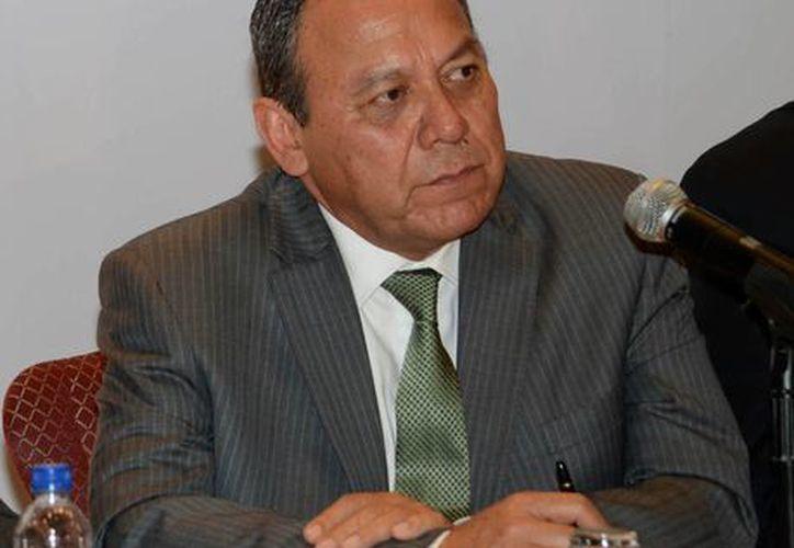 Zambrano dijo que el PRD tiene confianza en triunfar en las próximas elecciones. (Notimex)
