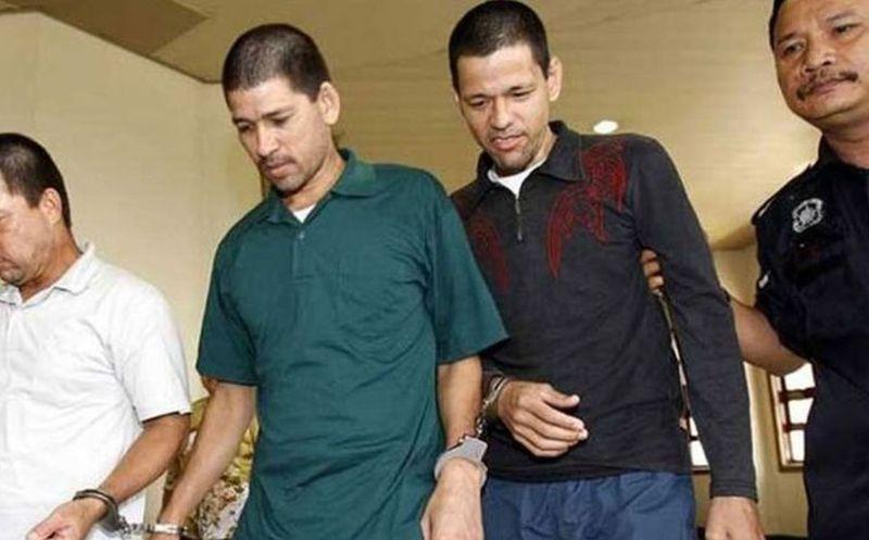 Perdonan pena de muerte a mexicanos detenidos en Malasia