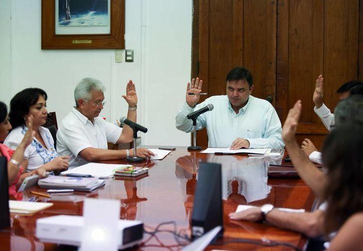El secretario general de Gobierno presidió la reunión del Consejo Estatal de Guarderías. (Milenio Novedades)