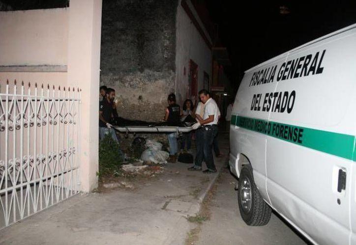 Después de herir de un balazo a su esposa en un predio de la colonia Chuburná, un pandillero de la banda Sur 13 trató de huir, pero fue arrestado. (Foto de contexto de Milenio Novedades)