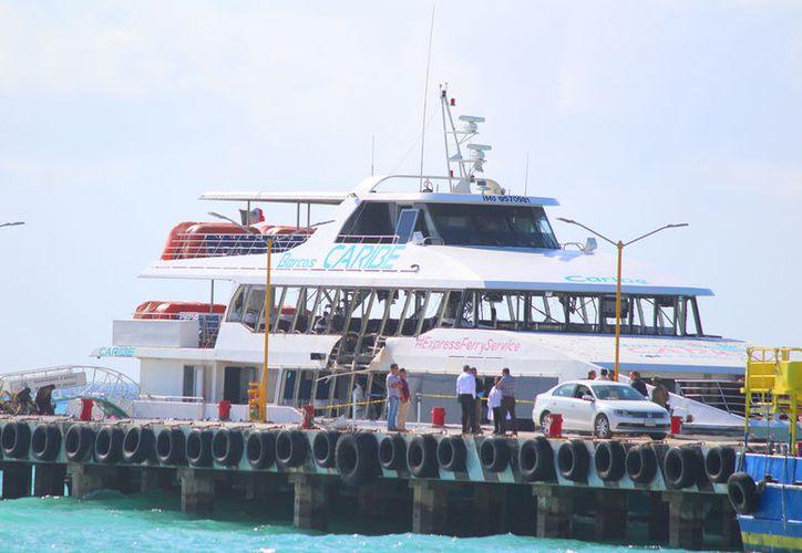 Barcos Caribe carece de los permisos de impacto ambiental. (Foto: Daniel Pacheco)