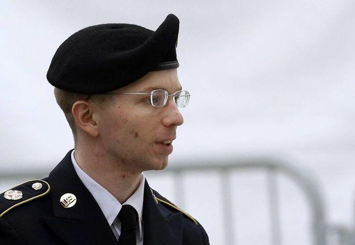 Hace más de tres años, Manning fue detenido en Irak. (Agencias)