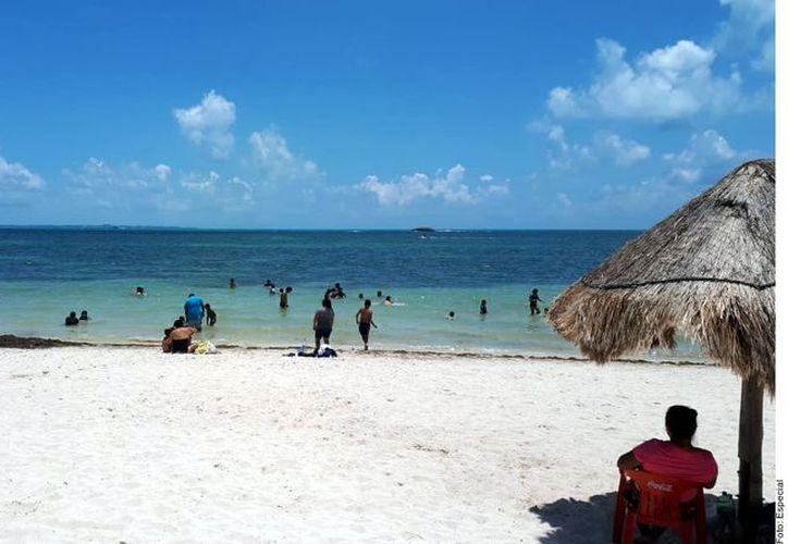 Marisol Vanegas Pérez , secretaria de Turismo de la entidad, mencionó que el turismo nacional es el que reporta un mayor crecimiento, al menos un 12% respecto al año anterior. (Foto: Reforma)