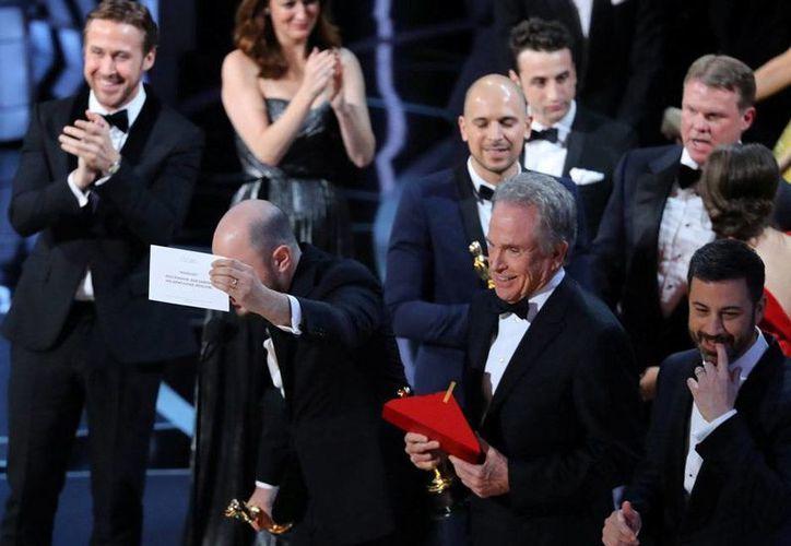 Los Oscar de 2017 registraron un descenso del 4% de audiencia respecto a los del año pasado.(Chris Pizzello/AP)