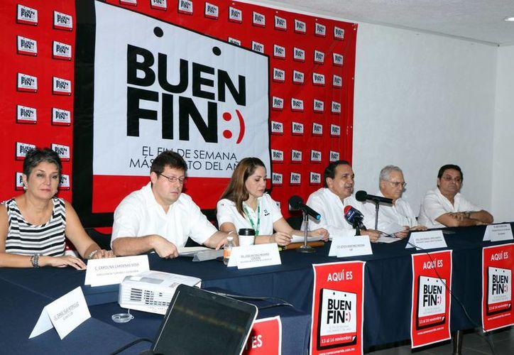 La Secretaría de Hacienda otorgará en El Buen Fin 149 mil  premios, con un monto aproximado a los 500 millones de pesos. (SIPSE)