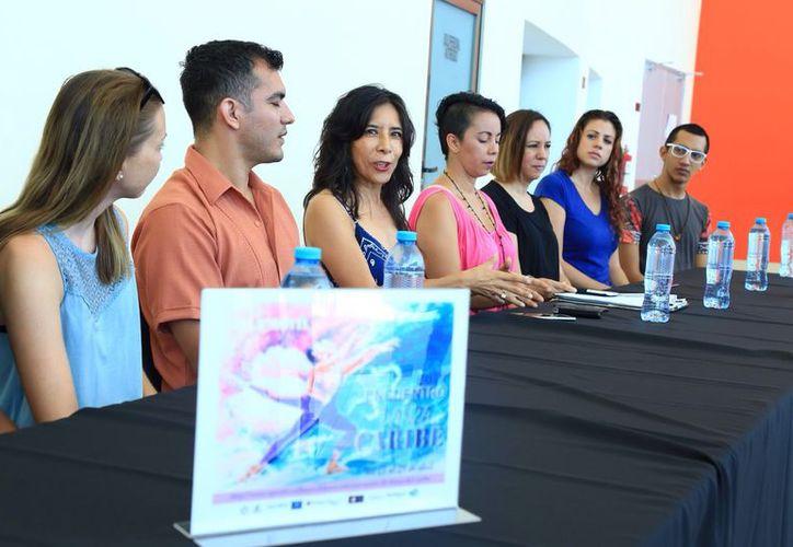 En el encuentro participarán más de 400 bailarines en escena en las siete funciones colectivas. (Redacción/SIPSE).