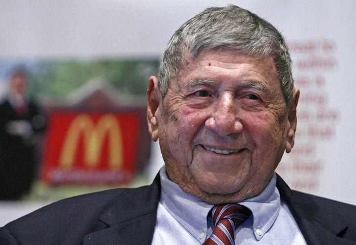 Michael Jim Delligatti creó la Big Mac hace casi medio siglo. (AP/Gene J. Puskar)