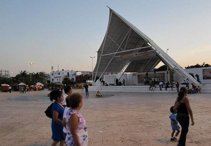 Artistas locales, nacionales e internacionales se presentarán en el parque de Las Palapas. (Foto de Contexto/Internet)