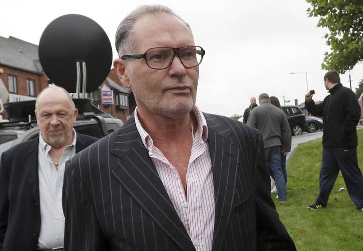 Paul Gascoigne, acusado de acosar sexualmente a una mujer. (AS)