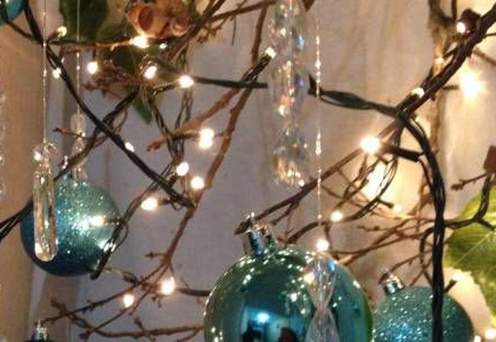 Las ramas deberán ser decoradas por el equipo participante. (Contexto/Internet)