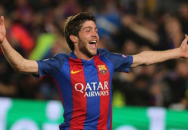 El FC Barcelona blinda a su canterano, que tenía tentadoras ofertas. (Contexto)