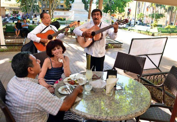 Yucatán ofrece una amplia gama de espacios para disfrutar a los turistas. (Luis Pérez/SIPSE)