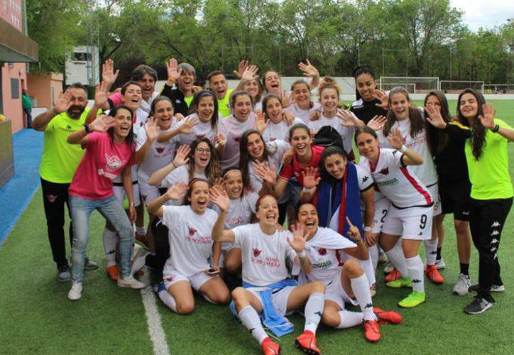 El Real Madrid absorbe al ascendido CD Tacón para poder contar con un equipo de mujeres (Foto: Cd Tacón)