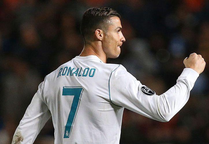 Atraviesa la mejor racha goleadora de su carrera. (AP)