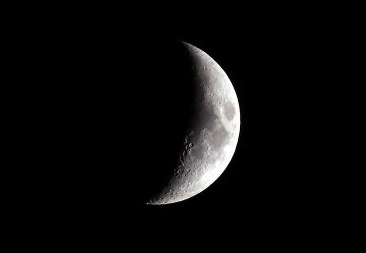 Este sábado se llevará a cabo en Mérida la Noche Internacional de Observación de la Luna. (Archivo/Notimex)