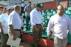 Rolando Zapata Bello recorrió el estadio Kukulcán