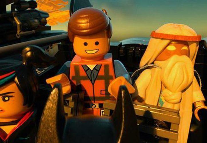 """De acuerdo con cálculos de la Warner Bros., """"The Lego Movie"""" recaudó tan sólo en Estados Unidos más de 183 millones de dólares. (thelegomovie.com)"""