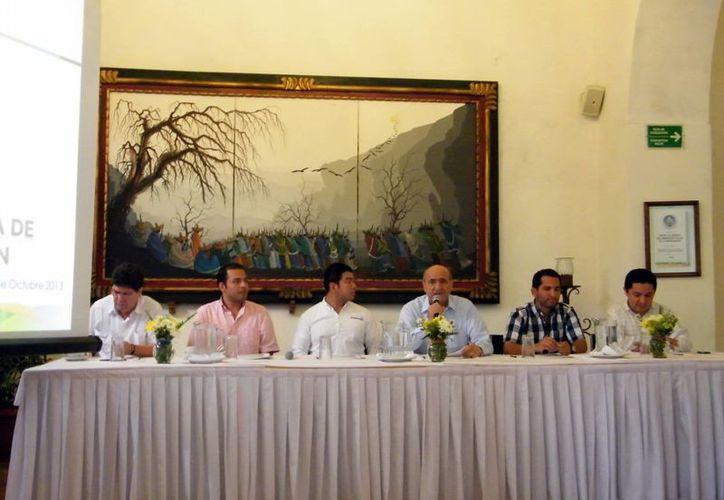 Reunión de la Asociación Mexicana de Hoteles de Yucatán (AMHY). (Milenio Novedades)