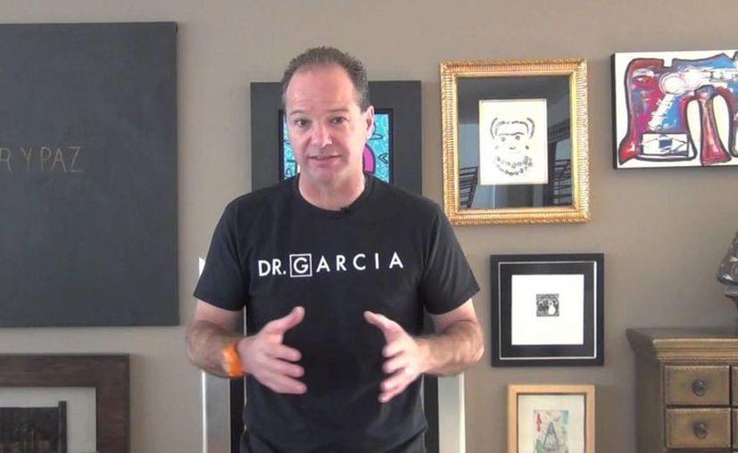 García se deshizo en elogios para el jugador americanista. (Imagen: Youtube)