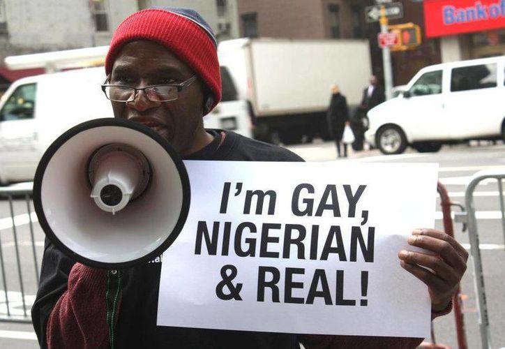 Quienes más sufrirán con esta ley son las personas homosexuales que sean pobres en Nigeria. (Internet)