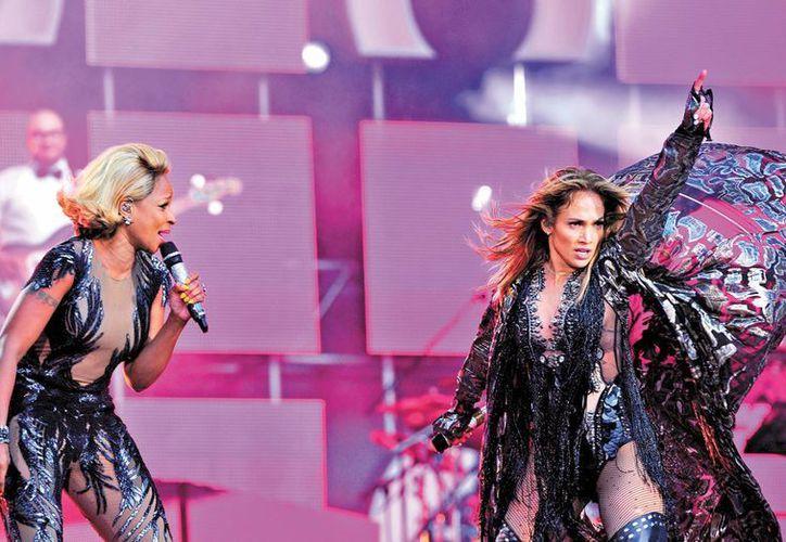 Jennifer Lopez también formó parte de los invitados. (Milenio)