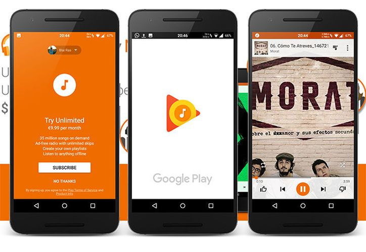 Spotify lanzó una oferta similar hace tiempo, pudiendo disfrutar de tres meses a un dólar. (Foto: Contexto/Internet)