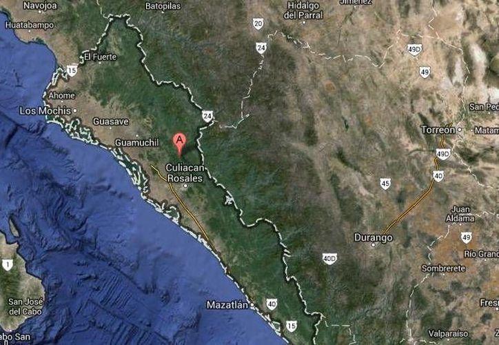 La mujer asesinada este sábado en Culiacán se llamaba Aidé Imelda Heras Corrales y tenía 40 años. Se desconoce la causa del ataque. (Google Maps)