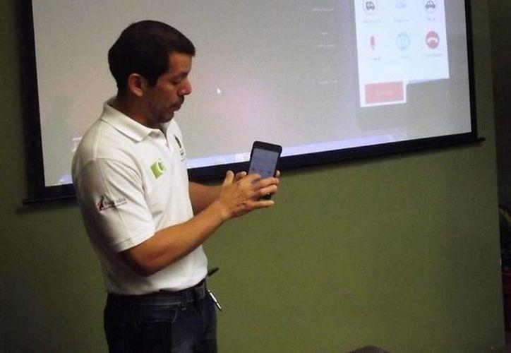 La aplicación mejora el tiempo de respuesta, retroalimentación en tiempo real, grabación de voz, fotos. (Cortesía)