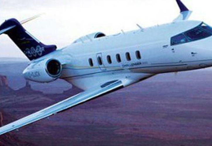 La FAA estimó el valor del jet  en un millón de dólares. (wordpress.com)