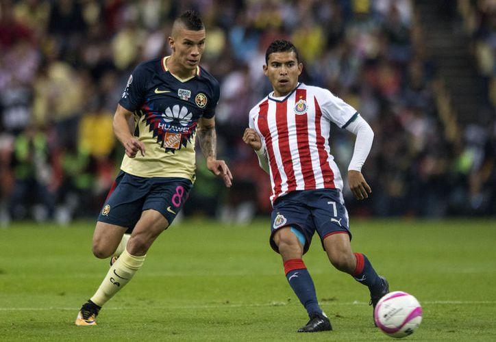 El domingo juegan los llamados grandes: América y Chivas. (Foto: Contexto)