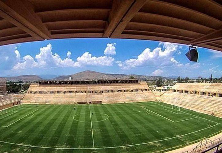 El estadio Tecnológico de Oaxaca competirá contra otros 28 inmuebles por el reconocimiento mundial. (Foto tomada de Mediotiempo)