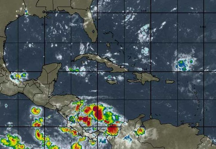 Para este día se espera un 50% en probabilidad de lluvias. (Intellicast)