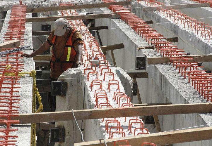 La Cámara Mexicana de la Industria de la Construcción está preparada para desarrollar cualquier tipo de obras. (Israel Leal/SIPSE)