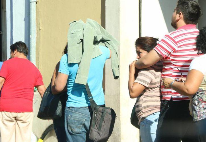 Como no se prevé la 'bajada' de ningún frente frío por lo menos durante esta semana, la Conagua pronostica que imperará el calor en Yucatán. (Milenio Novedades)