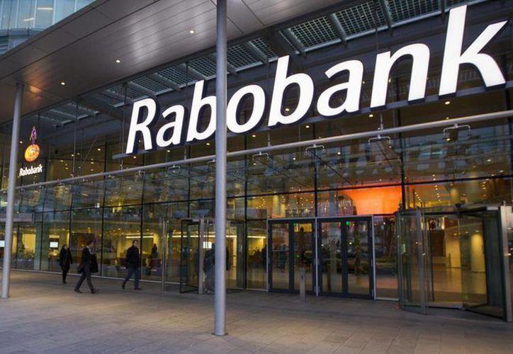 El Rabobank fue denunciado por 'haber lavado de forma estructurada y durante un largo periodo las ganancias obtenidas en los crímenes cometidos por cárteles de droga mexicanos'. (Foto: www.infocoin.net)