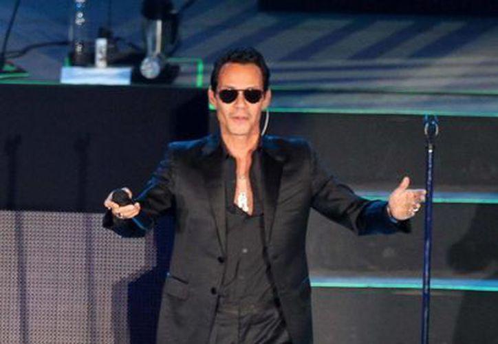 """""""Cambio de piel"""" es el segundo sencillo en promoción de la primera producción de salsa de Marc Anthony en casi 10 años. (Archivo Notimex)"""