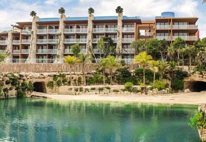 Las suites cuentan con bellas vistas al mar Caribe. (Foto: Facebook/Xcaret)