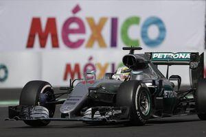 Las mejores imágenes del Gran Premio de México