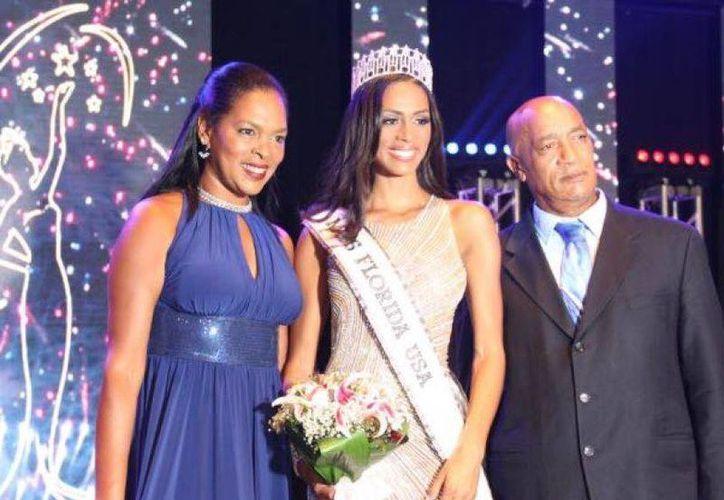Génesis Dávila, destronada tras haber ganado el concurso Miss Florida USA, ahora demanda a los organizadores del evento. (metro.pr)